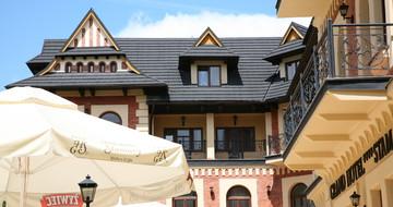 GERARD Shake Charcoal Hotel Stamary, Zakopane, Poland