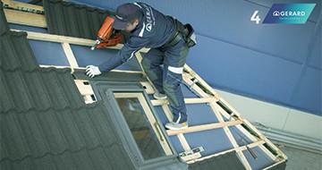 GERARD® Roofs – Мансардное окно